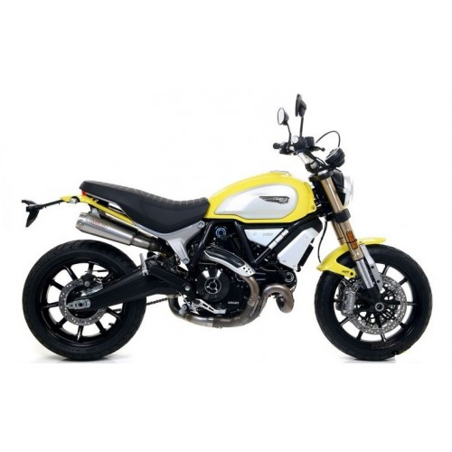 EXHAUST PRO-RACE ARROW APPROVED SCRAMBLER 1100 '18