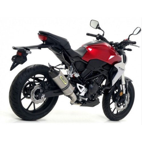 ESCAPE RACE-TECH ARROW HOMOLOGADO CB 300 R 2018