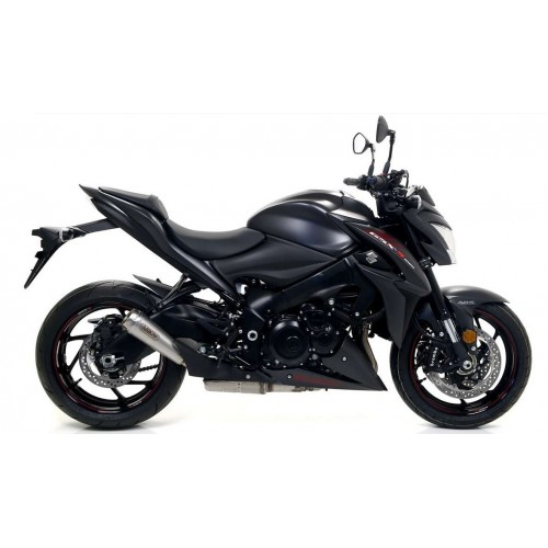 PRO-RACE EXHAUST APPROVED ARROW GSX-S 1000-F