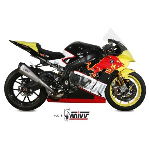 DELTA RACE EXHAUST APPROVED MIVV S 1000 RR 2017-