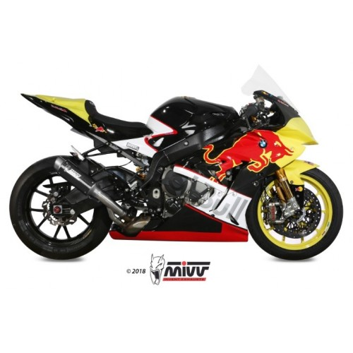 GP PRO EXHAUST APPROVED MIVV S 1000 RR 2017-