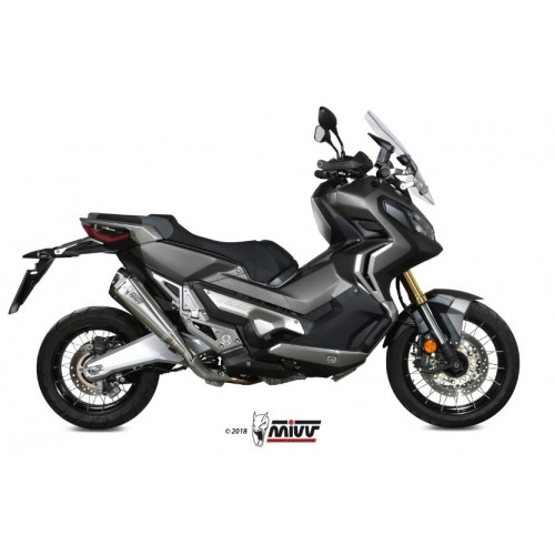 EXHAUST DELTA RACE APPROVED MIVV X-ADV 750 '17