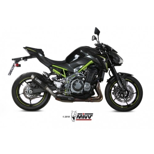 EXHAUST GP PRO APPROVED MIVV Z 900 2017