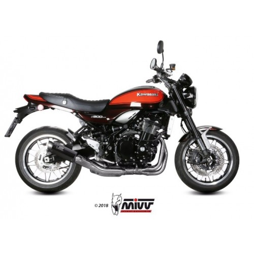EXHAUST GP PRO APPROVED MIVV Z 900 RS 2018