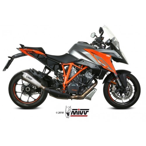 DELTA RACE EXHAUST APPROVED MIVV 1290 SUPERDUKE GT