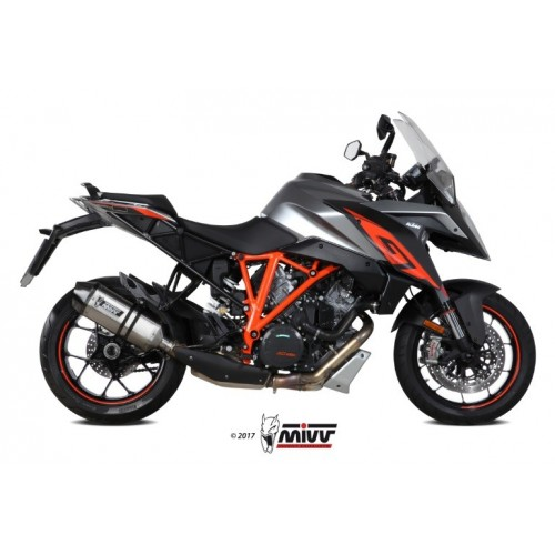 EXHAUST SPEED EDGE MIVV 1290 SUPERDUKE GT 2016