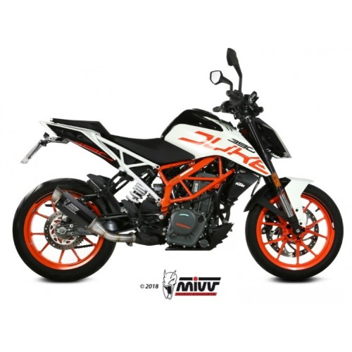 EXHAUST GP PRO APPROVED MIVV 390 DUKE 2017