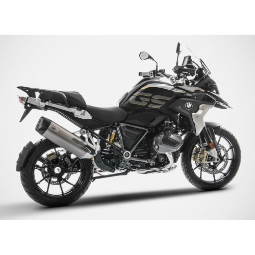 SILENCER ZARD BMW R 1250 GS 2019