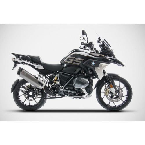 SILENCER ZARD BMW R 1250 GS 2019 APPROVED