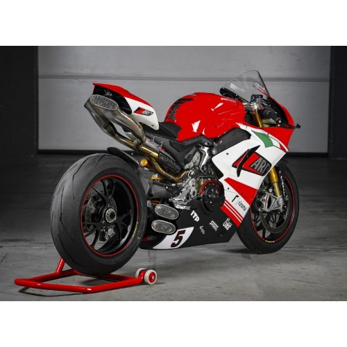 KIT EXHAUST DM5 ZARD PANIGALE V4 S 2018/19