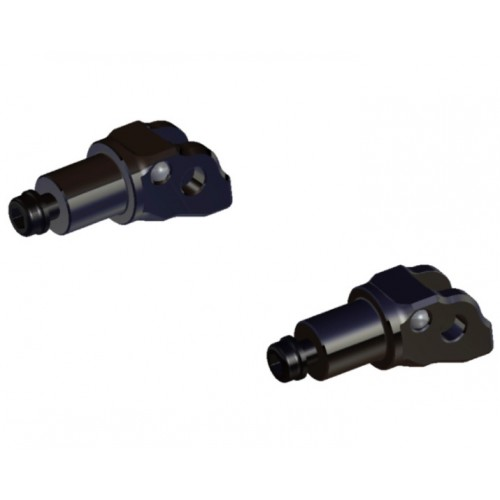 ADAPTOR BRACKETS RIZOMA TOURING