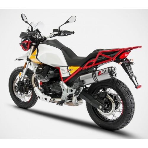 SILENCER ZARD TITANIUM MOTO GUZZI V85 TT