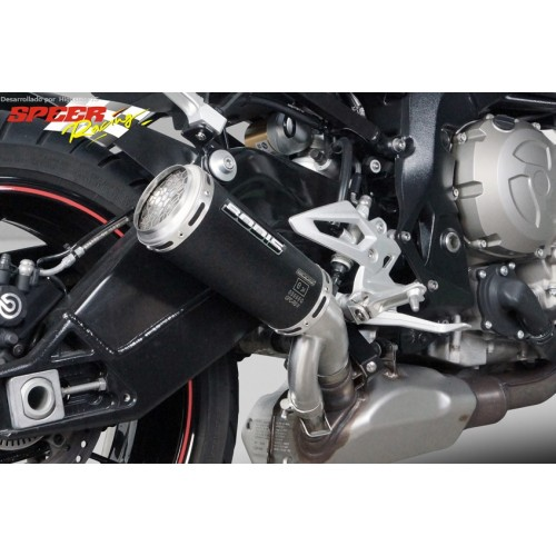 BODIS S1000R EXHAUST SYSTEM 2017-19