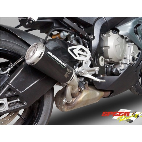 BODIS EXHAUST SYSTEM S1000RR 2017-18