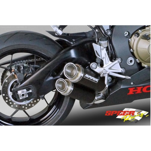 EXHAUST SYSTEM BODIS MGPX2 CB 1000R 2018-19