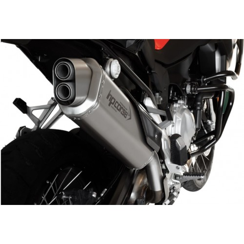 EXHAUST 4-TRACK TITANIUM HP CORSE R 1250 GS 2018-UP