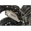 EXHAUST 4-TRACK SATIN HP CORSE TIGER 800 2018-2019
