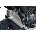 EXHAUST 4-TRACK SATIN STEEL HP CORSE TIGER 1200 2018-2019