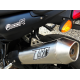 CONICAL EXHAUST POLISHED MIRROR ZARD F 800 R