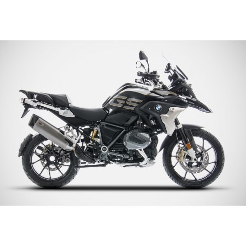 SILENCER CARBON ZARD BMW R 1250 GS 2019
