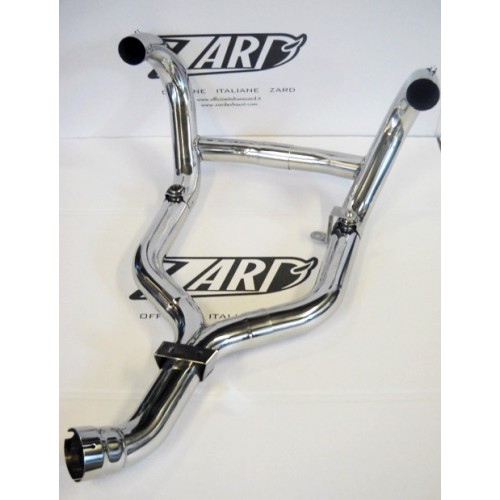 KIT HEADER STEEL RACING