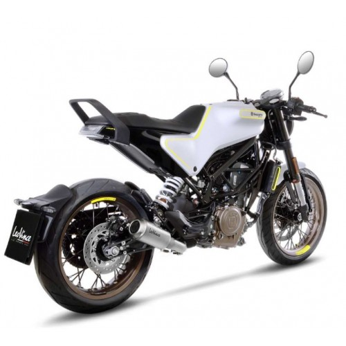 STAINLESS EXHAUST LV-10 LEOVINCE CB 1000 R NEO SPORTS CAFÉ