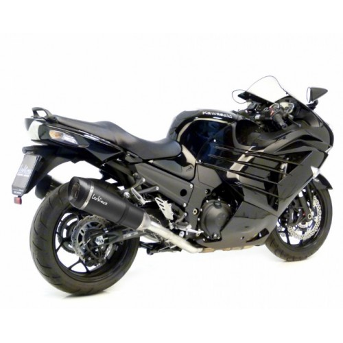 DOUBLE SILENCER CARBON LEOVINCE ZZR 1400 / ZX 14 R