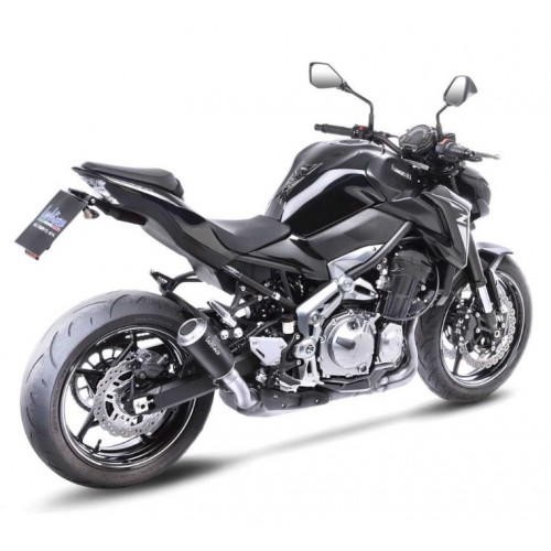 BLACK EXHAUST LV-10 LEOVINCE Z 900 2017-19