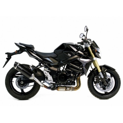 EXHAUST NERO EURO 3 LEOVINCE CRF 1000 L AFRICA TWIN 16-17