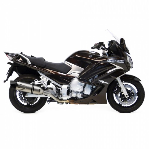 DOUBLE EXHAUST LV ONE EVO INOX LEOVINCE FJR 1300 A / AS