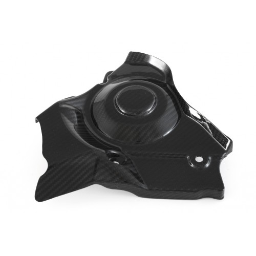 CARBON SPROCKET COVER FULLSIX RSV4 (2009-)