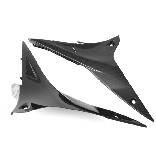 CARBON TANK FAIRING SET FULLSIX RSV4 (2009-)