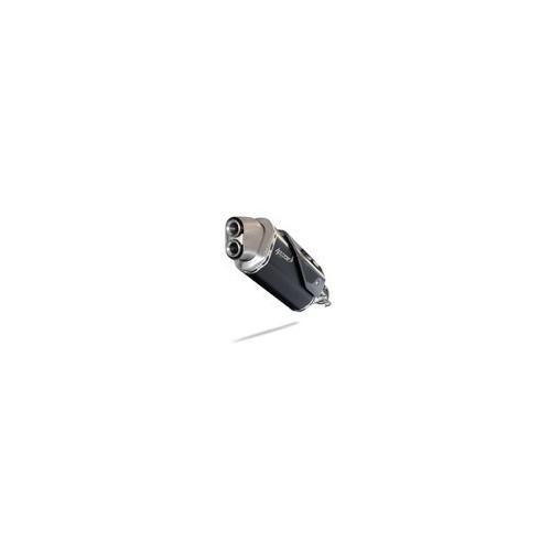 EXHAUST 4-TRACK TITANIUM HP CORSE R 1250 GS 2018-UP