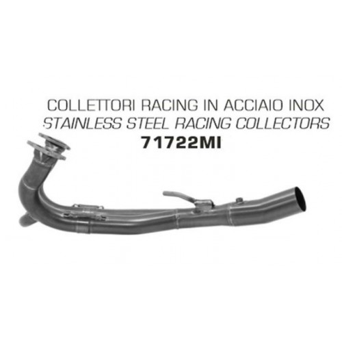 COLLECTOR STAINLESS STEEL RACING