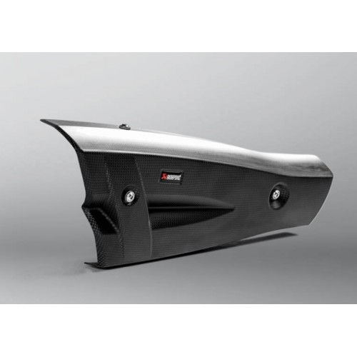 HEAT SHIELD AKRAPOVIC CARBON