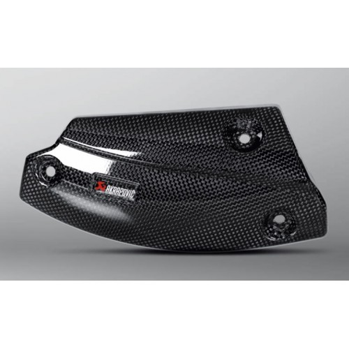 CARBON HEAT SHIELD BMW AKRAPOVIC 2012
