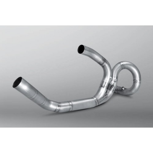 HEADER EVOLUTION TITANIUM AKRAPOVIC