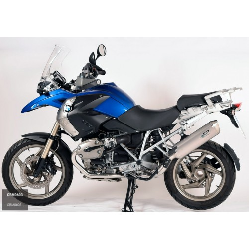 SILENT FORCE CARBON SPARK BMW R 1200 GS ('06 -'09) APPROVED