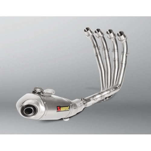 EXHAUST TITANIUM RACING LINE