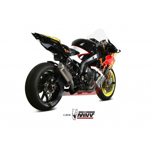 Full Exhaust Version Steel Mivv Not Approved