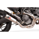 CATALYZED LINK PIPE 2-1 QD EXHAUST