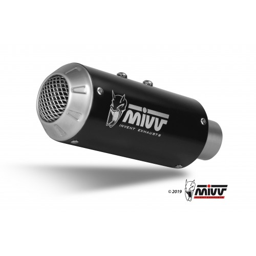 Exhaust Mk3 Carbon Mivv Not Approved