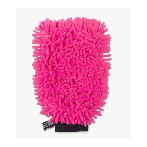 2-in-1 microfiber wash glove