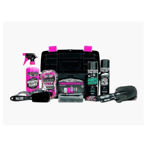 Ultimate Motorcycle Care Kit