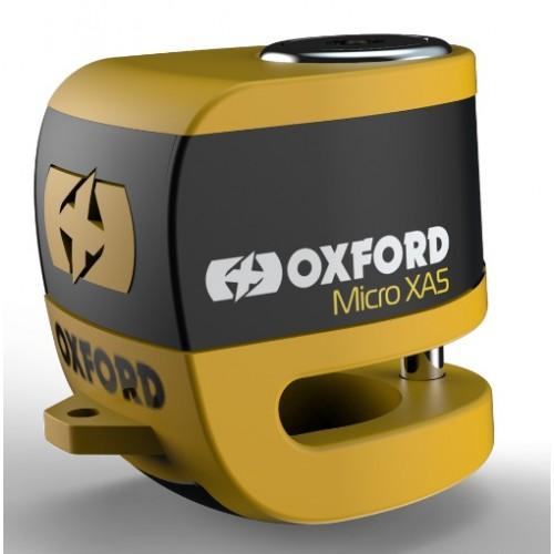 Oxford XA5 disc lock with alarm