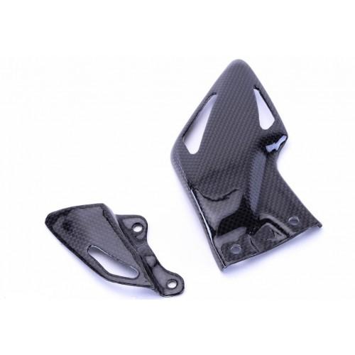 Protectores talón carbono Honda CBR1000 RR 08/13