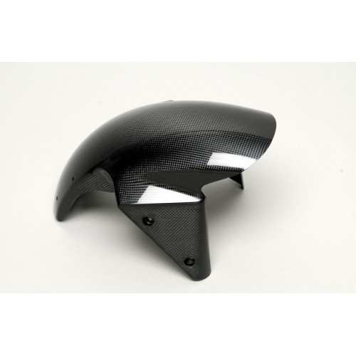 Guardabarros delantero carbono kawasaki Z750 07/12