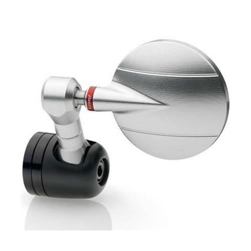 Reversible universal Rizoma mirror SPY-R 80 mm
