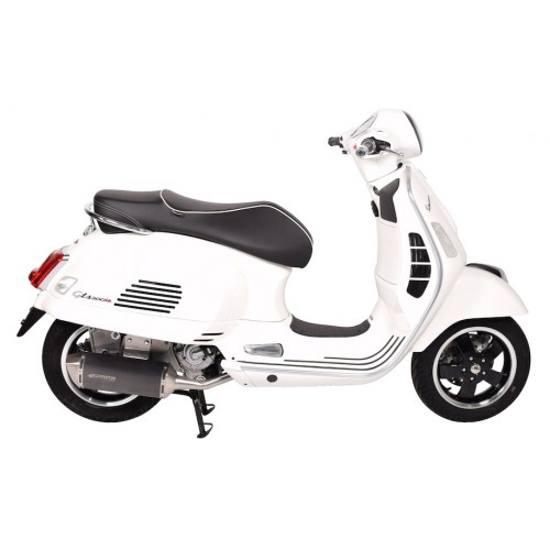 SILENCER FORCE VESPA GTS + COLLECTOR