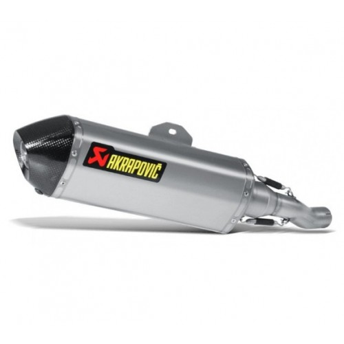 SLIP-ON LINE EXHAUST STAINLESS STEEL